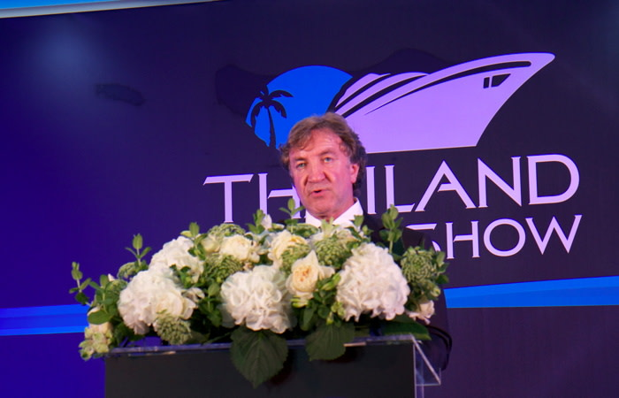 Thailand Yacht Show - Andy Treadwell