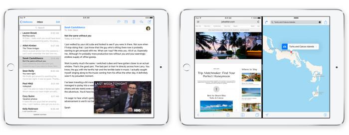 Nyheder i iOS 9