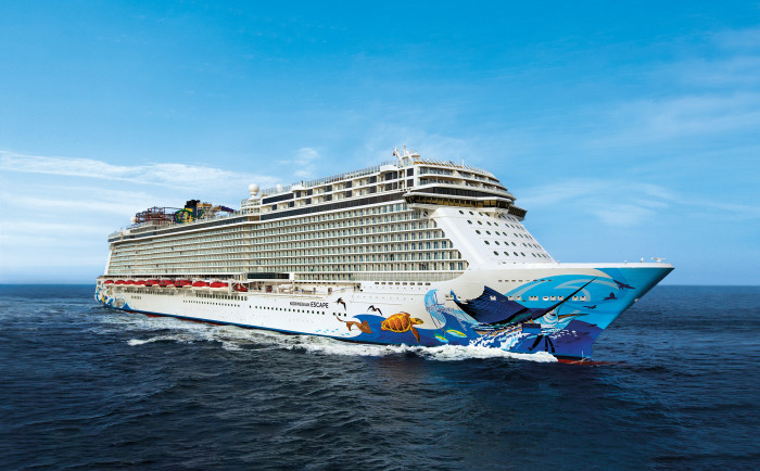 "Norwegian Cruise Line honoured once again as ""World's Leading Large Ship Cruise Line"" by the World Travel Awards"