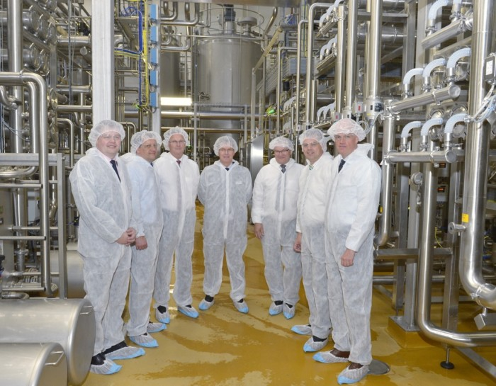 Arla Foods and DMK Group open new joint venture production facility