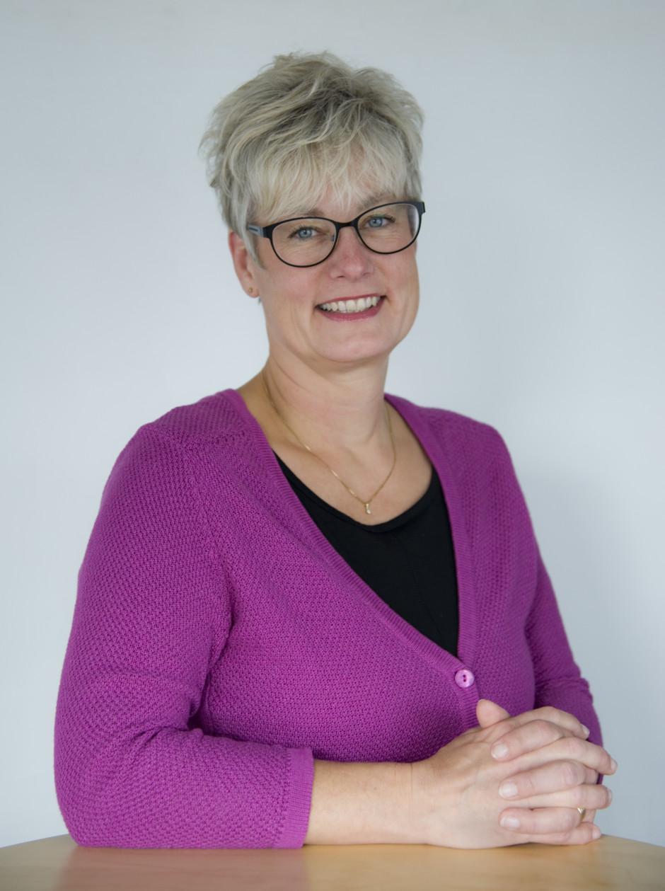 Marie Linder Marie Linder Förbundsordf