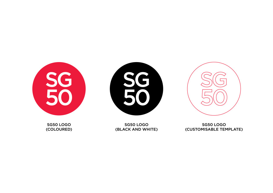 Logo and Branding Guidelines - SG50