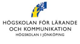 Högskolan för lärande och kommunikation (HLK)