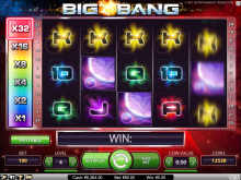 Big Bang slottia