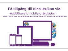 Det här är WordFinder Online