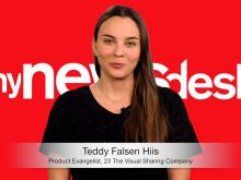 Juryen annonserer vinnerene av Årets Nyhetsrom 2014