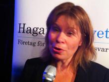 Intervju med Nina Ekelund, programdirektör Hagainitiativet