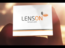 LensOn reklamfilm - Refresh your eyes 10s