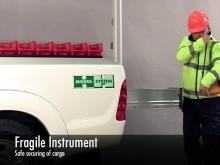 Nya extra långa lådor från Modul-System säkrar tung last under tuffa arbetsförhållanden.