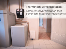 Thermotech Solvärme i vårt virtuella hus