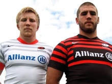 Allianz and Saracens pre-launch video