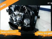 Plukketruck BT Optio H-serien - Holdbarhed