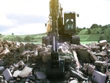 Volvo EC220E grävmaskin - lanseringsfilm