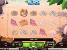 Beach slotmachine