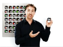 Introducing Poken - Collect people, places and objects, with a touch