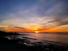 Sunrise on Koh Samet