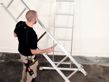 WIBE Ladders modulstegar - 6 stegar 20 möjligheter