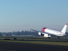 Norwegian's 787 Dreamliner Take-Off