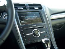 Ford Mondeo - Malaga pressetur