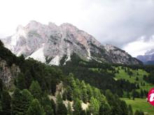 Vandringsresor i Dolomiterna