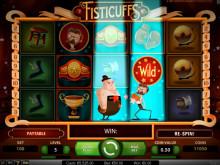 Fisticuffs casino game