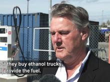 ED95, SEKAB's ethanol-based biofuel for customized diesel engines