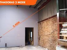AEG laseraftandsmåler – ET SKRIDT FORAN DE ANDRE (VERSION: LMG 50)