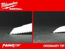 Milwaukee Sawzall The Ax - video 01