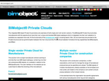 BIMobject® Private Clouds