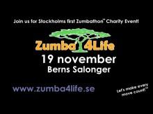 Kom och dansa och bidra samtidigt! StockholmZumbaCenter presenterar Vicky Zagarra (ITA) Välkommen till Stockholms första Zumbathon för välgörenhet. Berns Salonger 19/11