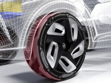 Goodyear concept tire - BH03 - at Geneva Motorshow 2015