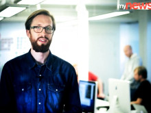 Richard Johansson, Developer at Mynewsdesk