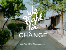 INDISKA - We Fight For Change