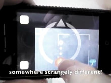 Ljudtungt iPhone-spel från Interactive Institute