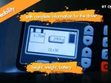 Plukketruck BT Optio H-serien - Manøvredygtighed