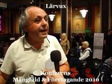 """Konferens """"Mångfald & Företagande 2010"""""""