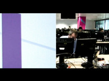 Official Unveiling of the Technology Operations Centre for the London 2012 Games