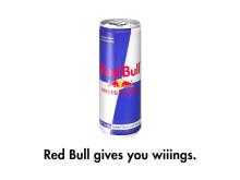 Red Bull energidrik - den sejeste og mest cool energidrik overhovedet!