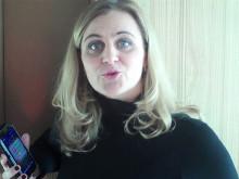 Tina Thörner berättar om sin nya app: MindYourPerformance