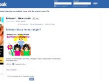 Sådan implementerer du et Mynewsdesk presserum på Facebook