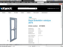 BIMobject Talks - film som visar BIMobject app till Autodesk Revit 2013