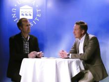 Mattias Elg intervjuas av Mattias Lundberg på Psykologisk Salong i #Umeå 3 maj 2012