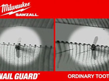 Milwaukee The Ax - Nail guard