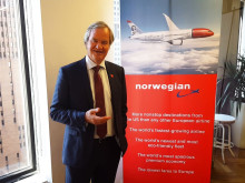 CEO Bjørn Kjos talks about Norwegian's new routes between the US and the Caribbean