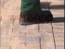 maxit Danfogsand, ogräshämmande fogsand för stenbeläggningen