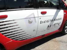 Öresundskraft - Elbilar heta i Almedalen