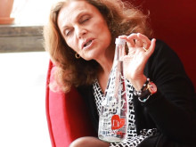 Evian Limited Edition by DVF