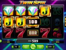 Twin Spin slottia nyt Vera&John