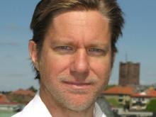 Anders Maxson, pressansvarig
