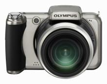 Olympus SP-800UZ och SP-600UZ - Världsmästare i långzoom får HD film
